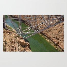 Colorado_River - Marble_Canyon III, AZ Rug