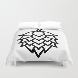 Hops Duvet Cover