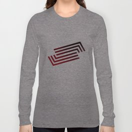 Spraypainted Angles Long Sleeve T-shirt