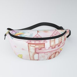 Unicorn Avalon Island Fanny Pack