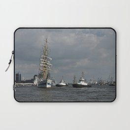 On the water Laptop Sleeve