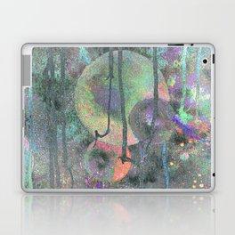 Nebular Spheres Laptop & iPad Skin