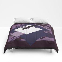 Geometric illustration 5 Comforters