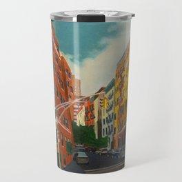 AFTERNOON NEW YORK Travel Mug