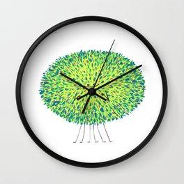 Poofy Lazlo Wall Clock
