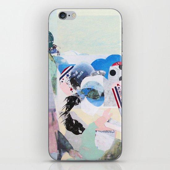 Man Down iPhone & iPod Skin