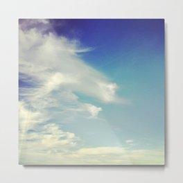 Sky Study - 27 Metal Print