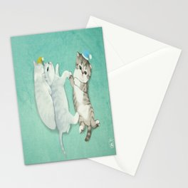 Fur Kitty Stationery Cards