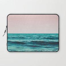 Ocean Love #society6 #oceanprints #buyart Laptop Sleeve