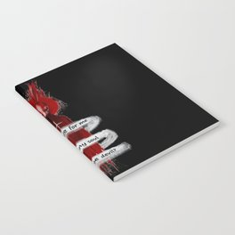Seether Rabbit Notebook