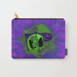 Endless Possibilites Space Rock Logo Carry-All Pouch