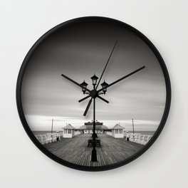 Cromer Pier - Winters Day Wall Clock