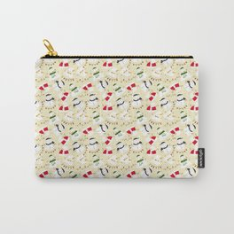 Little snow man Carry-All Pouch