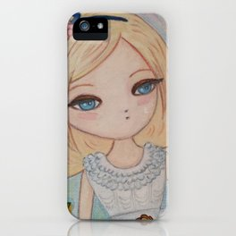 Sweet time iPhone Case