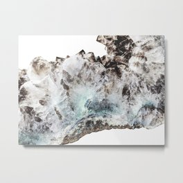 Crystal Art | Photography | Nature | Earth Metal Print