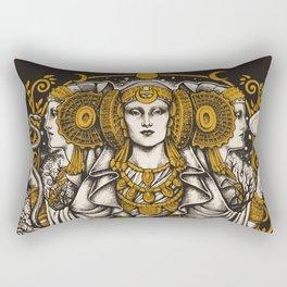 IBERIAN HECATE Rectangular Pillow