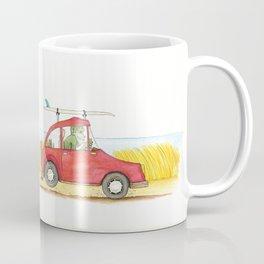 Surf Mobile Coffee Mug