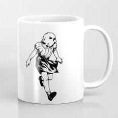 just a girl Mug