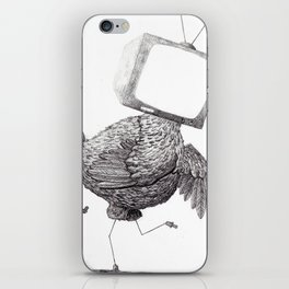 Some Chickens be Like iPhone Skin
