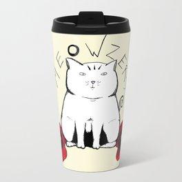 Meowzers Travel Mug