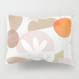 Minimal Autumnal Dance 1 Pillow Sham