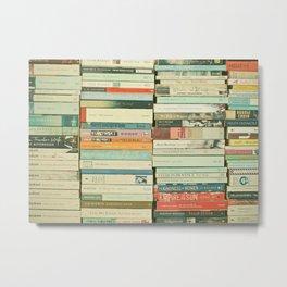 Bookworm II Metal Print