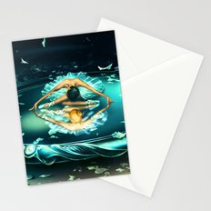 GEMINI from the Dancing Zodiac Stationery Cards