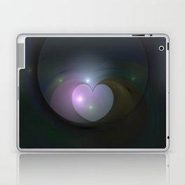 Please Rescue My Heart Fractal Laptop & iPad Skin