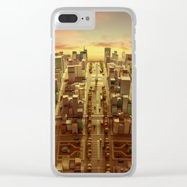 Argentine Clear iPhone Case