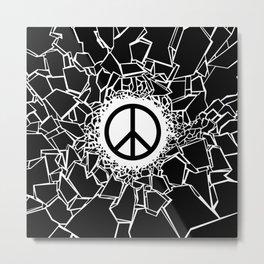 Peacebreaker Metal Print