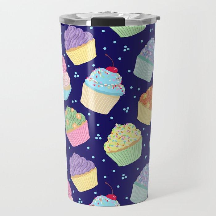 Cupcakes à discrétion Travel Mug