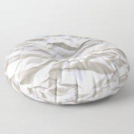 White Trash Floor Pillow