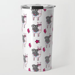 Sloth Llama Travel Mug