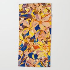 Abstract 137 Beach Towel