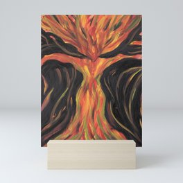 Fire Starter Mini Art Print