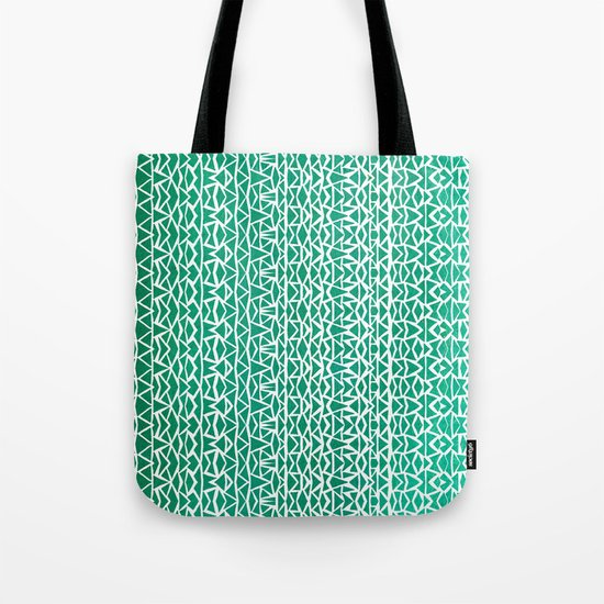 Tribal Forest Tote Bag