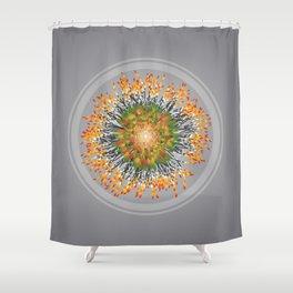 en-sō-01 Shower Curtain