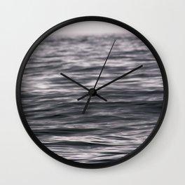 Nothing but Ocean Wall Clock