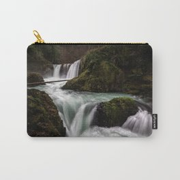 Spirit of the Forest [Horizontal] Carry-All Pouch