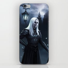 Gaslight Hades iPhone Skin