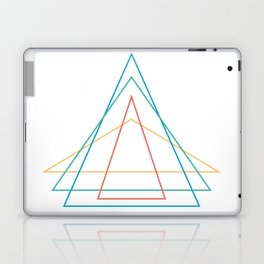 4 triangles Laptop & iPad Skin