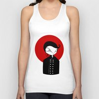 alone Tank Tops featuring Alone by Volkan Dalyan