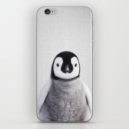 Baby Penguin - Colorful iPhone Skin