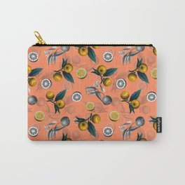 Unfinished Lemons Carry-All Pouch
