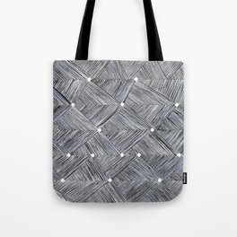 Mountain stripes  Tote Bag
