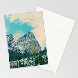 Swiss Mountain 2 Stationery Cards