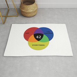 42 is the answer Rug