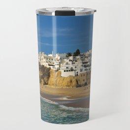 Albufeira in winter Travel Mug