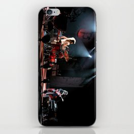 The White Stripes HOLD ME BACK SATAN Detroit  iPhone Skin