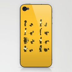 Please Pick Up After Your Pets iPhone & iPod Skin